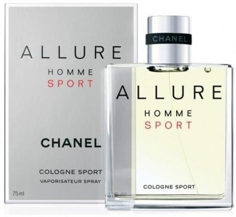 Chanel Allure Homme Sport Cologne Sport EDT 50 ml Férfi