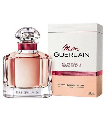 Guerlain Mon Guerlain Bloom of Rose EDT 100 ml Női