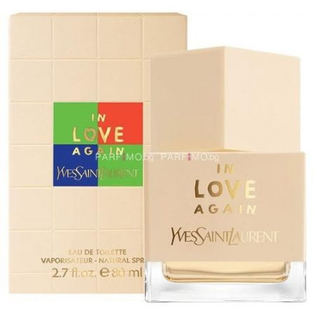 Yves Saint Laurent In Love Again EDT 80 ml Női