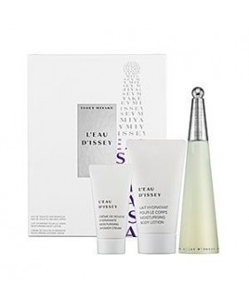 Issey Miyake L'eau D'issey 50ml EDT + 100ml BL
