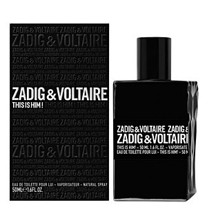 Zadig & Voltaire This is Him! EDT 100ml férfi