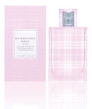Burberry Brit Sheer EDT 100 ml Női