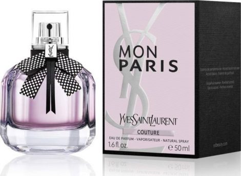 Yves Saint Laurent MON PARIS Couture EDP 50 ml Női