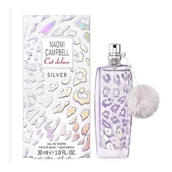Naomi Campbell Cat deluxe Silver EDT 15ml Női