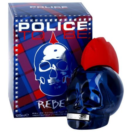 Police To Be Rebel EDT 40 ml Férfi