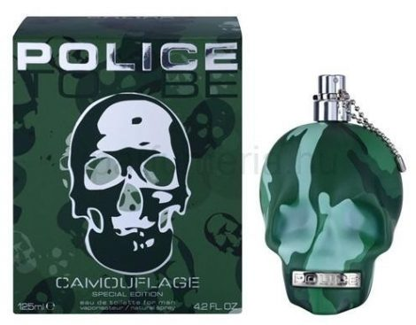 Police To Be Camouflage EDT 125 ml Férfi