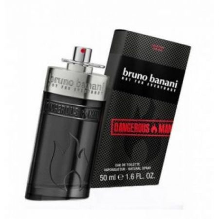 Bruno Banani Dangerous Man EDT 30 ml Férfi