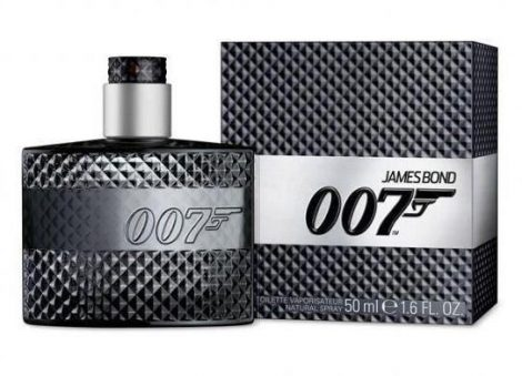 James Bond James Bond 007 (black) EDT 75 ml Férfi