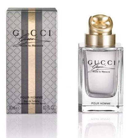 Gucci Made to Measure (2013) EDT 50 ml Férfi