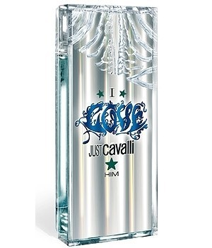 Roberto Cavalli I Love Just Cavalli Him EDT 60 ml Férfi