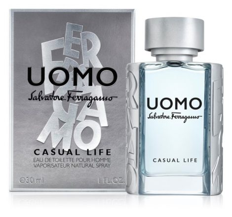 Salvatore Ferragamo Uomo Casual Life EDT 30ml Férfi