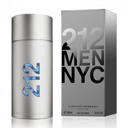 Carolina Herrera 212 Men NYC EDT 100 ml Férfi