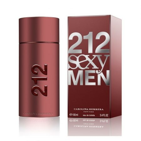 Carolina Herrera 212 Sexy Men EDT 100 ml Férfi
