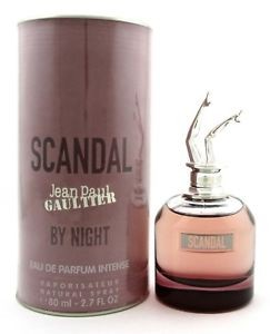 Jean Paul Gaultier Scandal By Night EDP Intense 80ml Női